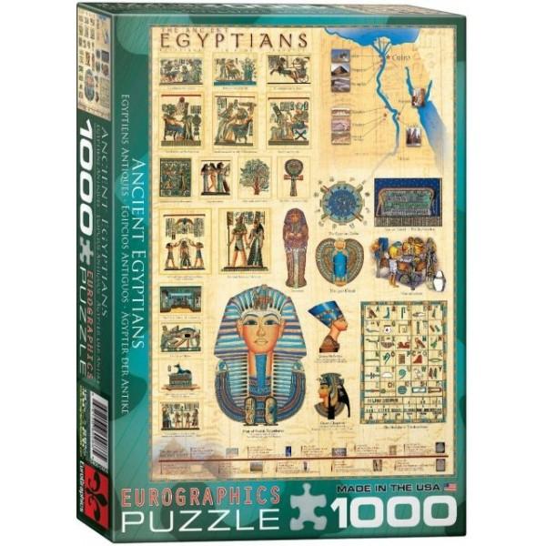 Antyczny Egipt, 1000el.(Smart Cut Technology) - Sklep Art Puzzle